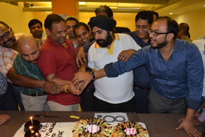 Jagran Solutions celebrates 8th year of success