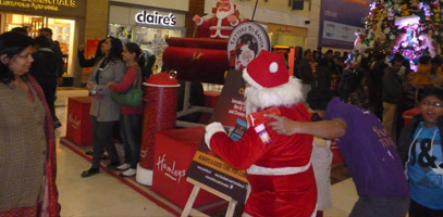 Jagran Solutions Hamley's Letters to Santa