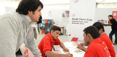 Jagran Solutions Audi Twin Cup