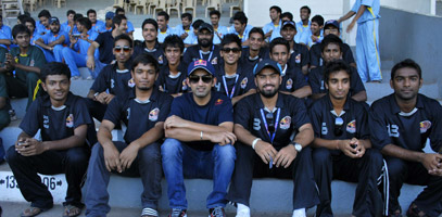 Jagran Solutions Red Bull Campus Cricket